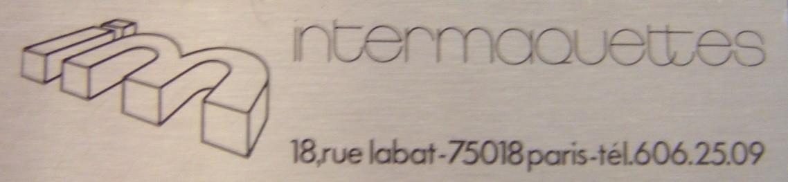 INTERMAQUETTE