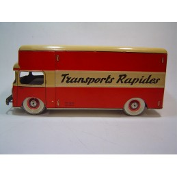 Camion Transports Rapides