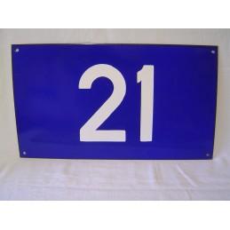 Plaque Passage à Niveau n°21