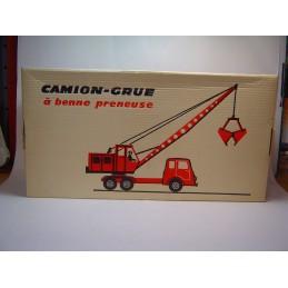 Simca Cargo Grue à Benne...