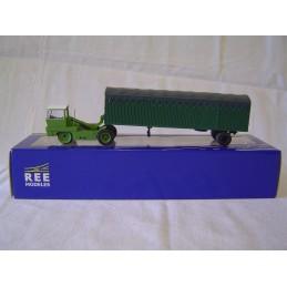 Tracteur + Semi Remorque