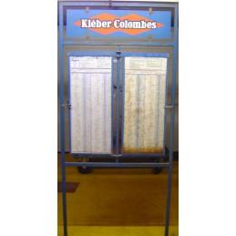 Kléber Colombes présentoir...