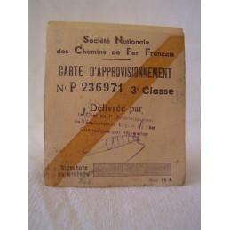 SNCF Carnet Carte...