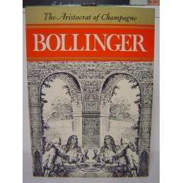 Bollinger Champagne  carton
