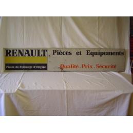 Tôle Renault Pièces de...