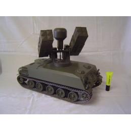 Char AMX Système de Tirs...
