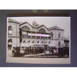 Paris la Gare Montparnasse