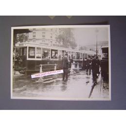 Tramway Ligne n° 8 Montrouge