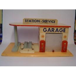 Garage Station Service...