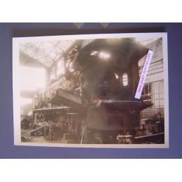Locomotive à Vapeur aux...