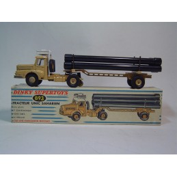 Tracteur Unic Saharien