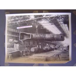 Usine Chaudière Locomotive...