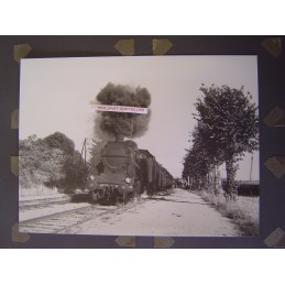 Locomotive à Vapeur 242 TC...