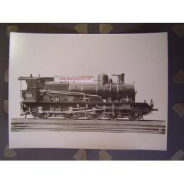 Locomotive à Vapeur 2617...