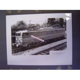 Locomotive Electrique CC...