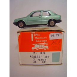 MVI Peugeot 309 XE où XR 3...