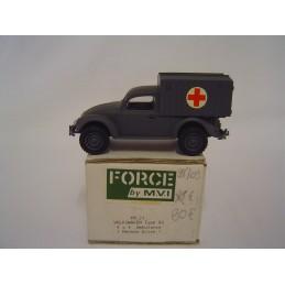 Force par MVI Volkswagen...