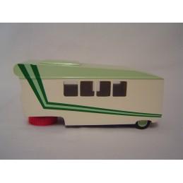 Caravane Américaine attelé...