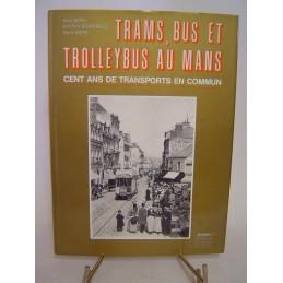 trams, bus et trolleybus au...