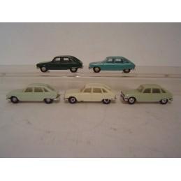 micronorev Renault 16...