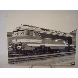 Locomotive Diesel CC 68001