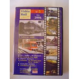 Vidéo Rail Actualités n°5...
