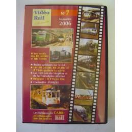 Vidéo Rail Actualités n°7...