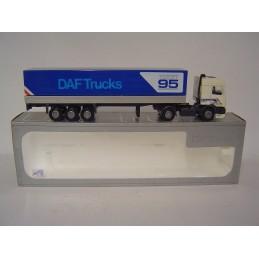 Daf 95 Semi Daf Truck Concept