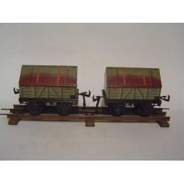 GBN Wagon à Toit Ouvrant...