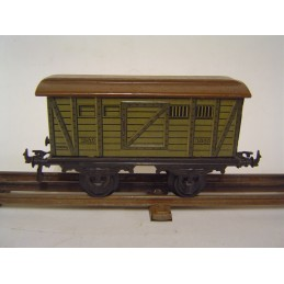 GBN Wagon Couvert n°1240...