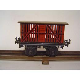 GBN Wagon Couvert à Parois...