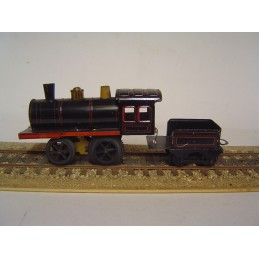 Locomotive à Vapeur électrique