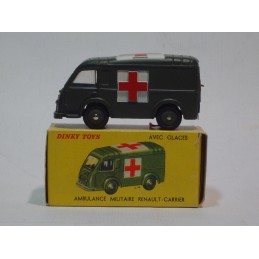 Renault Carrier Ambulance...