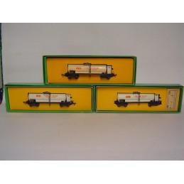 Wagon Citerne à Lait réf 6693