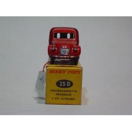 dinky toys citroen 2 cv...