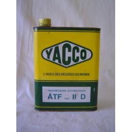 Bidon d'Huile Yacco ATF...