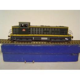 Au Pullman BB 63568 2 rails