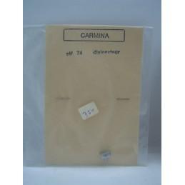 Carmina Disjonteur réf 74