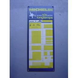 Michelin Plaque Pression de...
