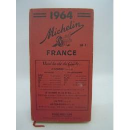 Michelin Guide France 1964