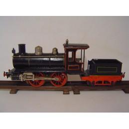 Locomotive à Vapeur 020...