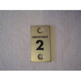 Compartiment 2